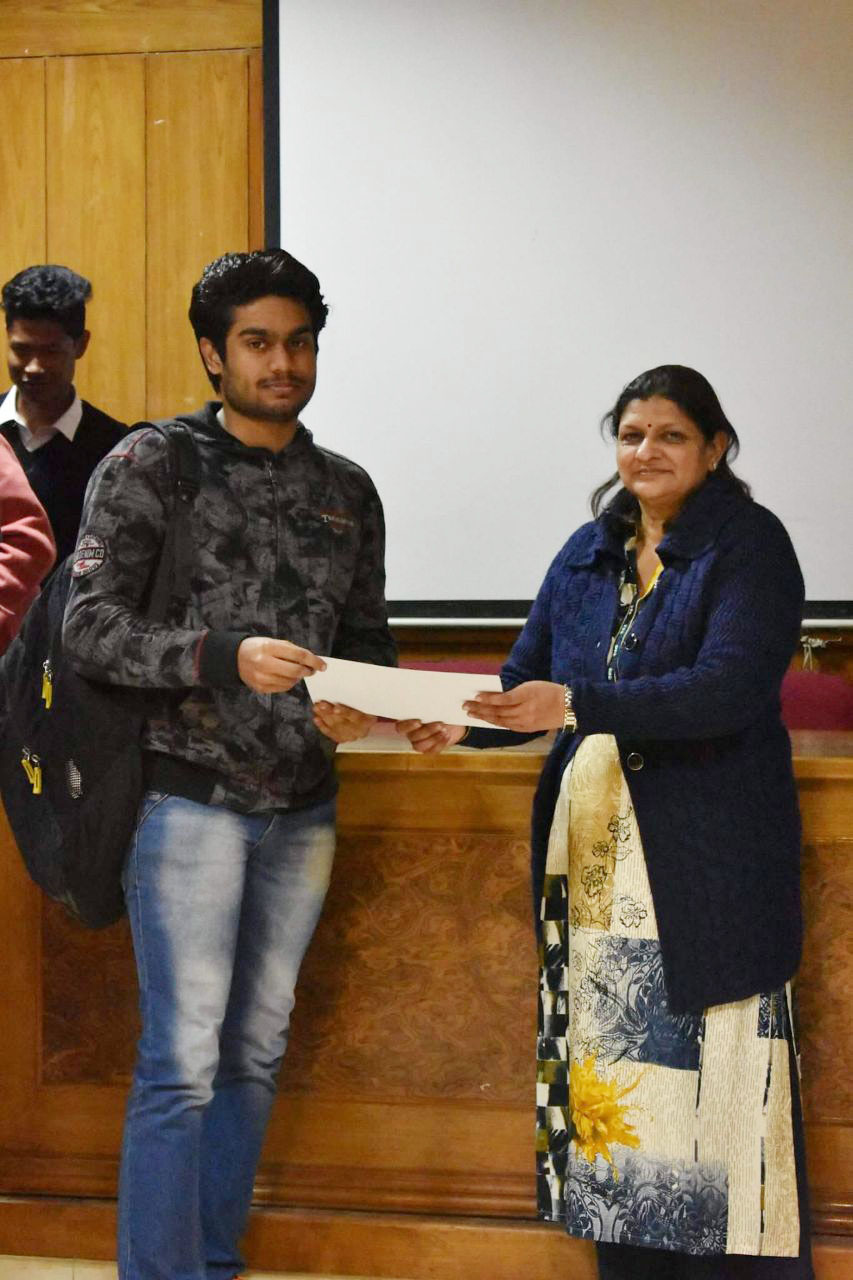 Inter College Competition ASTIR' 18 on Portfolio Management and Quiz by Department of Commerce